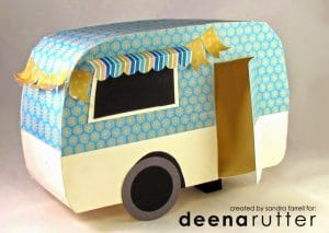 Cute Camper 3D Project